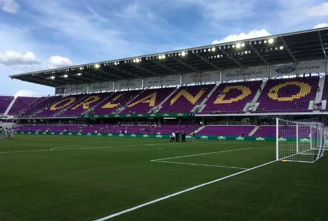 Orlando city soccer stadium